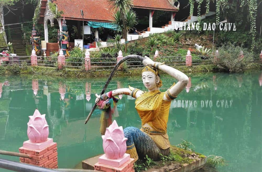 Chiang Mai Day Trips - Chiang Dao Caves