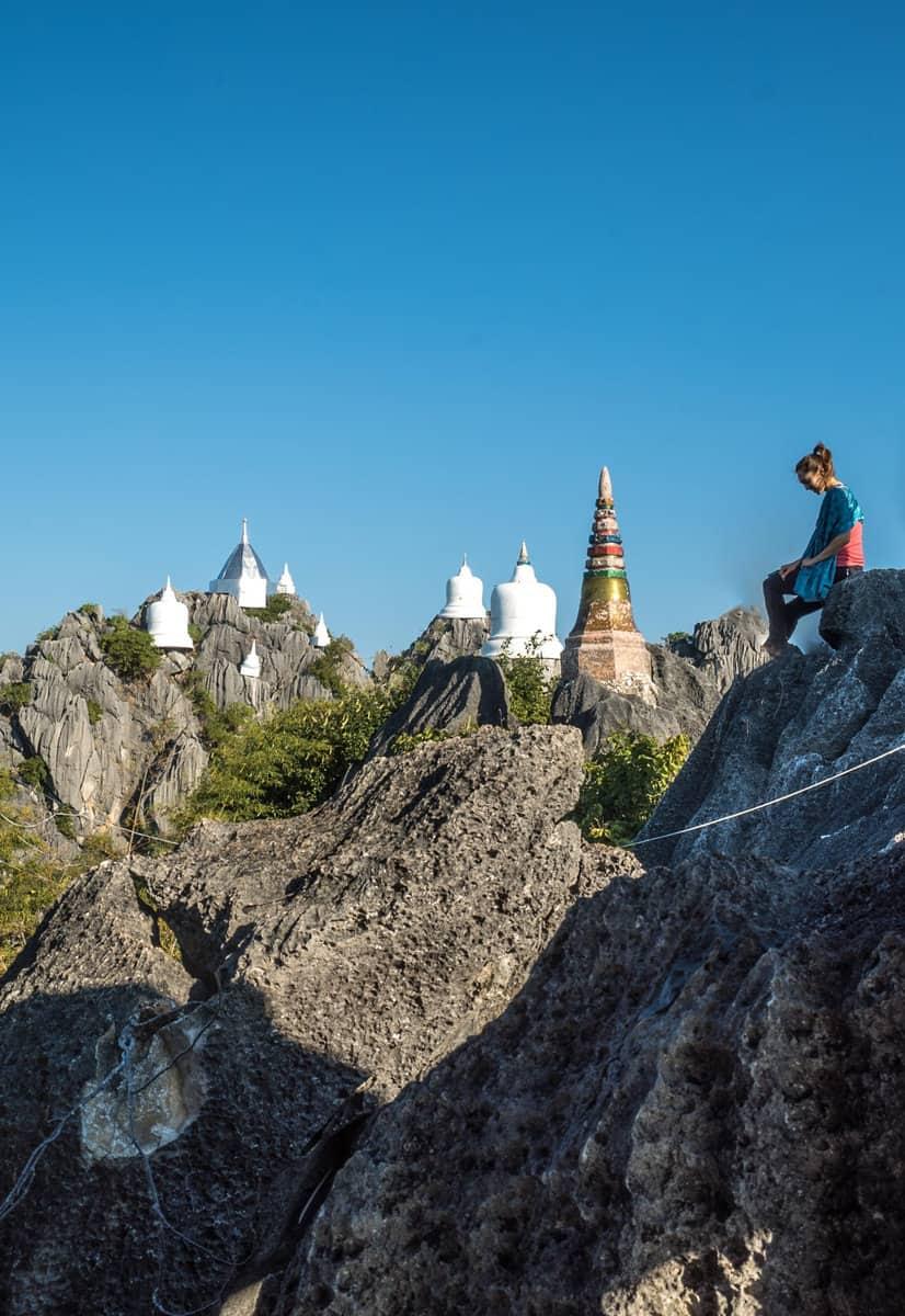 Chiang Mai Day Trips - Wat Chaloem Phra Kiat