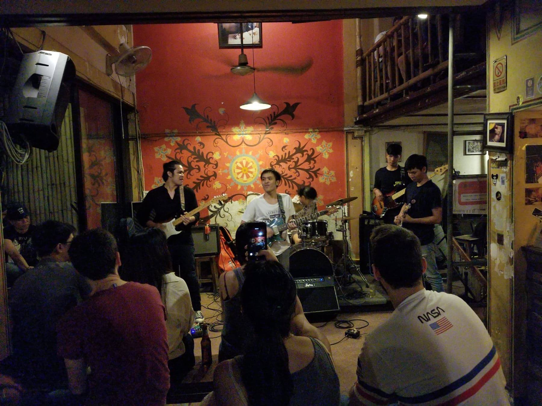 North Gate Jazz in Chiang Mai Things To Do
