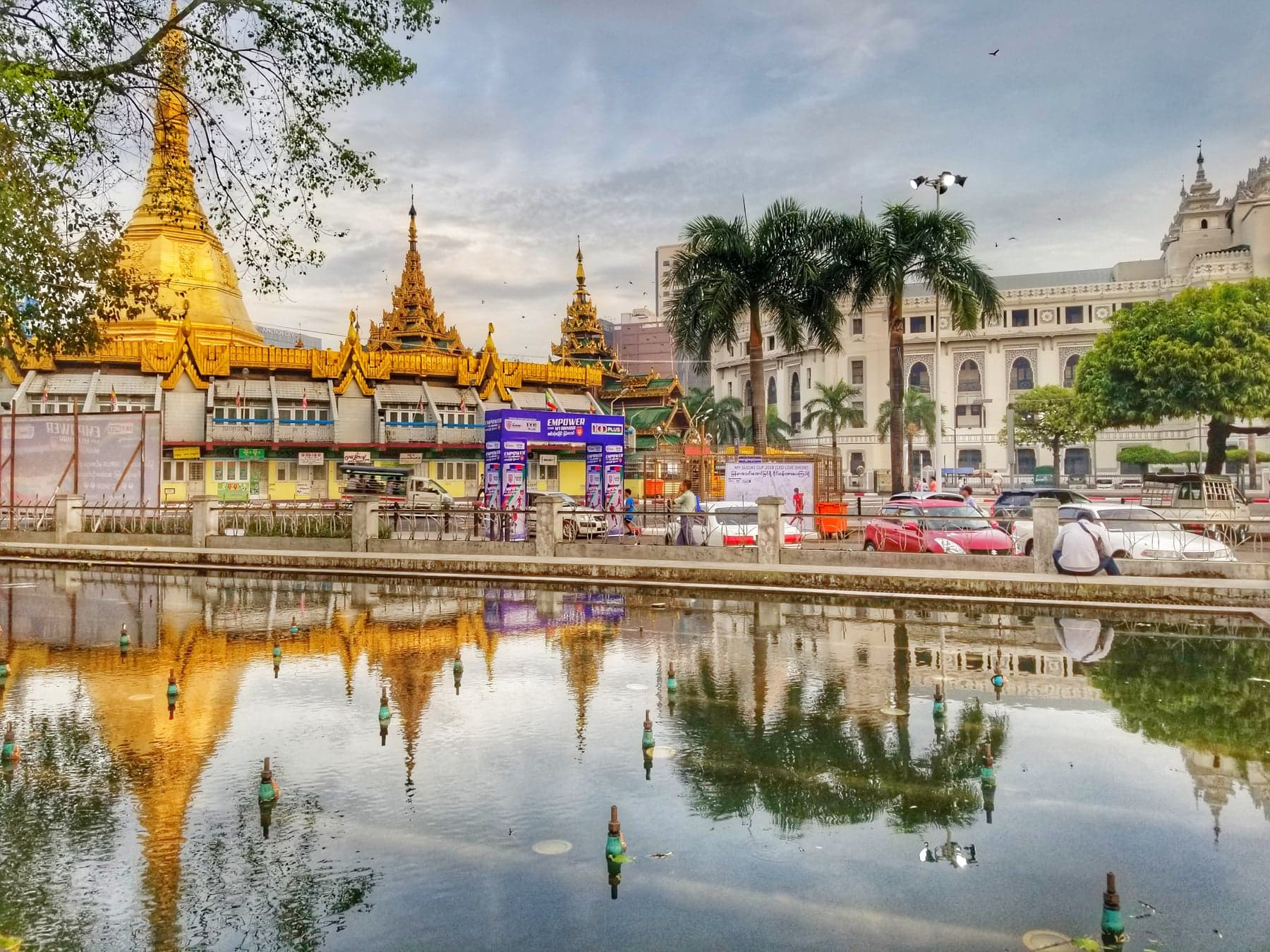 What To do in Yangon - Downtown