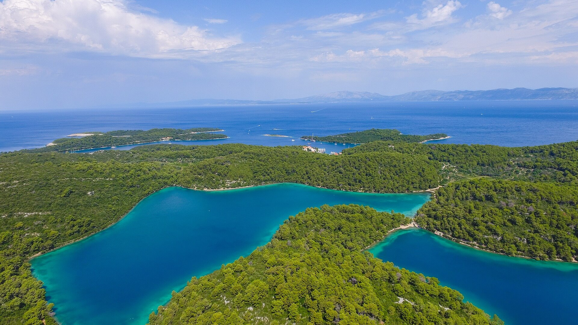 Mljet - Best Croatian Islands