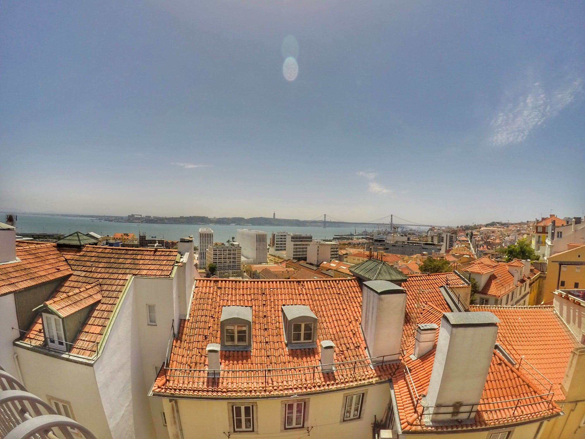 Lisbon Cost of Living - viewpoint
