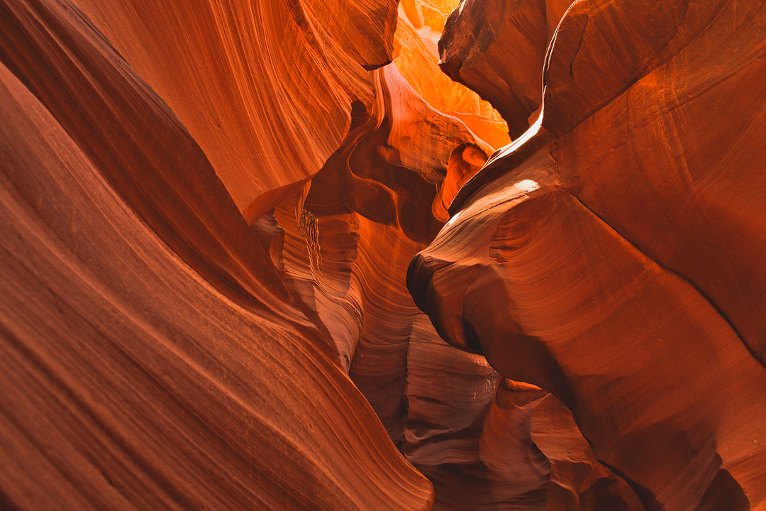 Guide to Antelope Canyon-hike