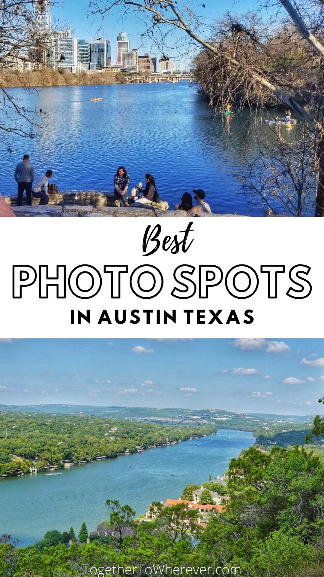 Best Places In Austin to take Pictures