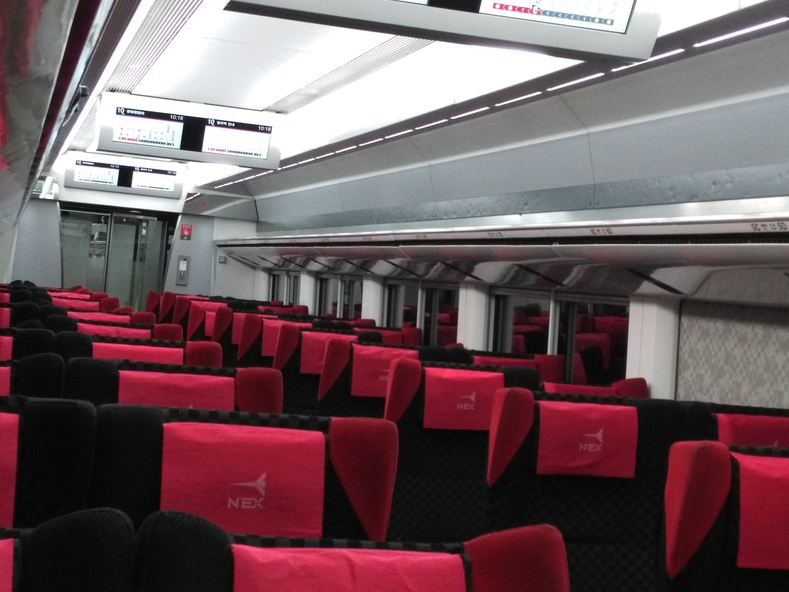 Japan Train Travel Coronvirus