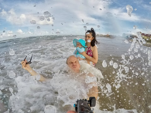 South Padre Island Activities - beach